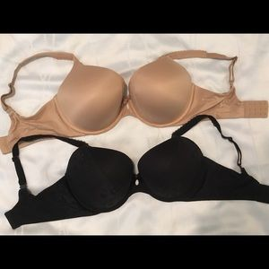 Body by Victoria bra bundle